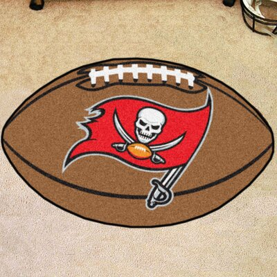 NFL - Tampa Bay Buccaneers Football Mat