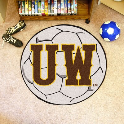 NCAA University of Wyoming Soccer Ball
