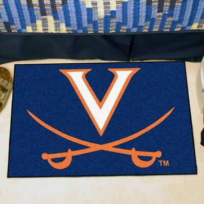 NCAA University of Virginia Starter Mat