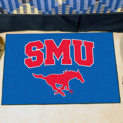 NCAA Southern Methodist University Starter Mat