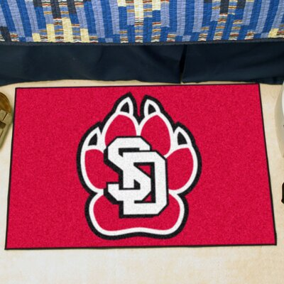 NCAA University of South Dakota Starter Mat