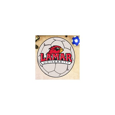 NCAA Lamar University Soccer Ball