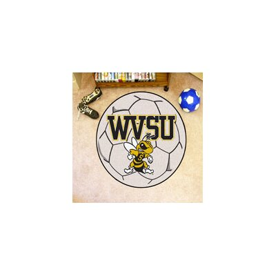 NCAA West Virginia State University Soccer Ball