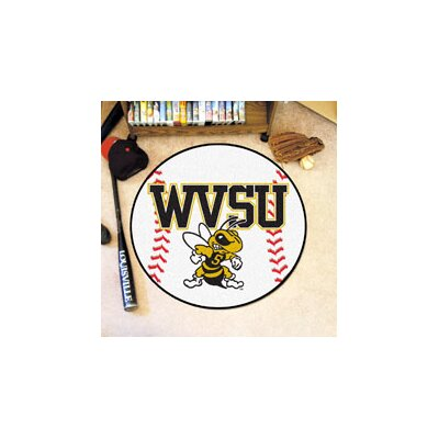 NCAA West Virginia State University Baseball Mat
