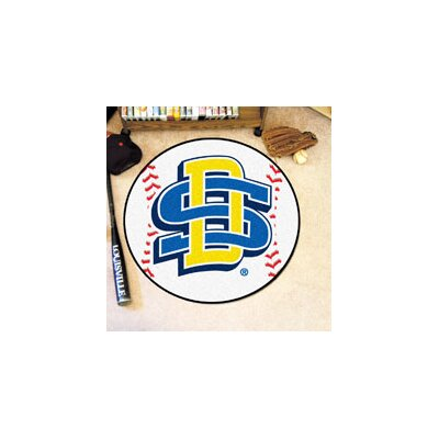 NCAA South Dakota State University Baseball Mat