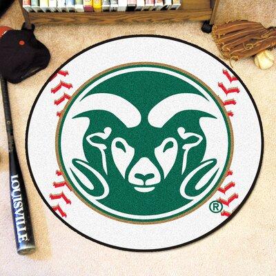 NCAA NCAAorado State University Baseball Mat