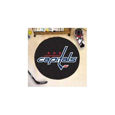 NHL - Washington Capitals Puck Doormat