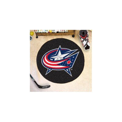 NHL - NCAAumbus Blue Jackets Puck Doormat