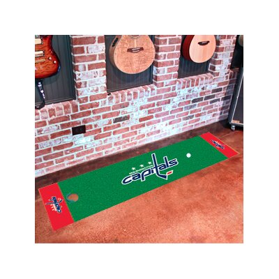 NHL - Washington Capitals Putting Green Doormat