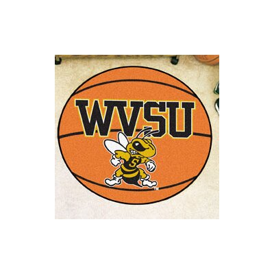 NCAA West Virginia State University Basketball Mat