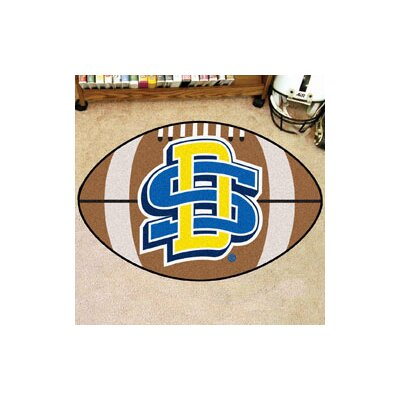 NCAA South Dakota State University Football Mat
