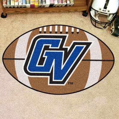 NCAA Grand Valley State University Football Mat