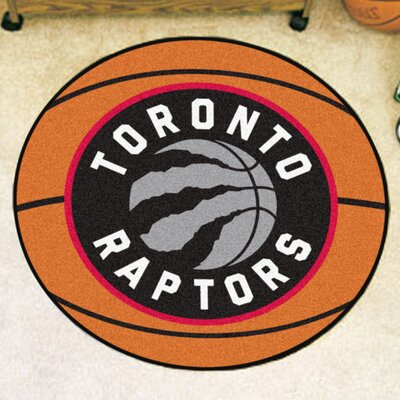NBA - Toronto Raptors Basketball Doormat