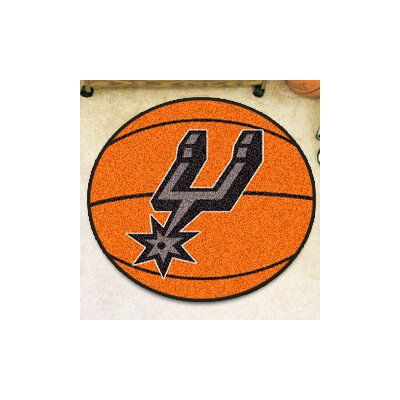 NBA - San Antonio Spurs Basketball Doormat