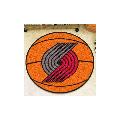 NBA - Portland Trail Blazers Basketball Doormat