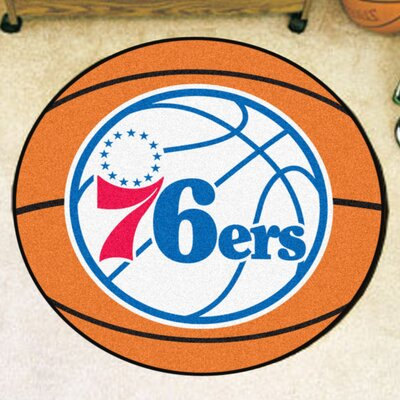 NBA Basketball Doormat NBA: Philadelphia 76ers