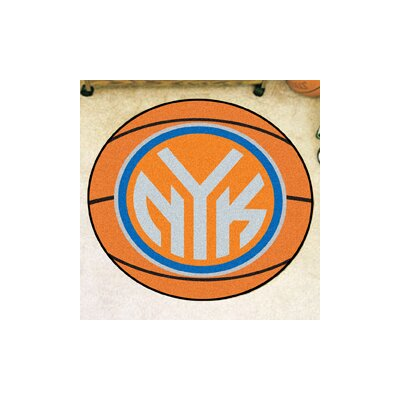 NBA - New York Knicks Basketball Doormat