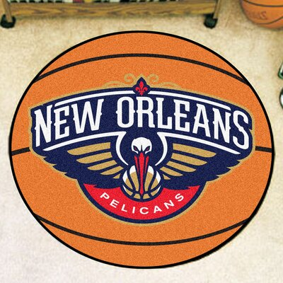 NBA - New Orleans Pelicans Basketball Doormat