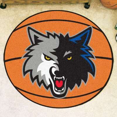 NBA - Minnesota Timberwolves Basketball Doormat
