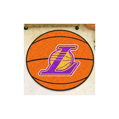 NBA - Los Angeles Lakers Basketball Doormat