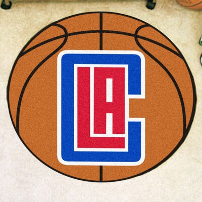 NBA - Los Angeles Clippers Basketball Doormat