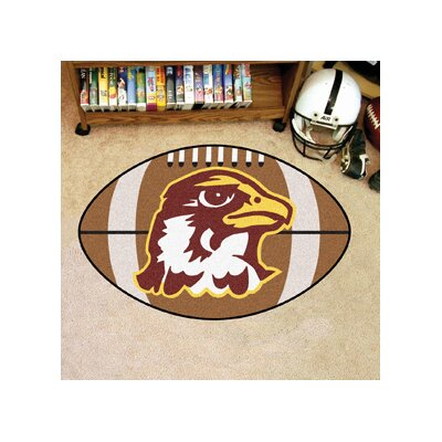 NCAA Quincy University Football Mat