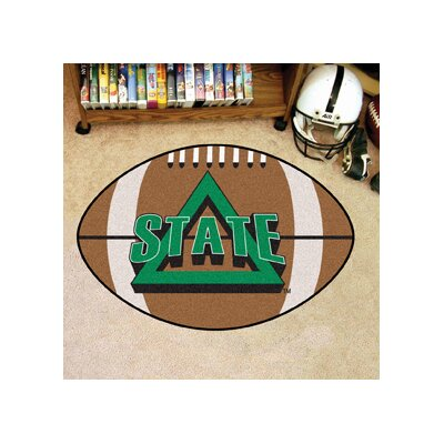 NCAA Delta State University Football Mat