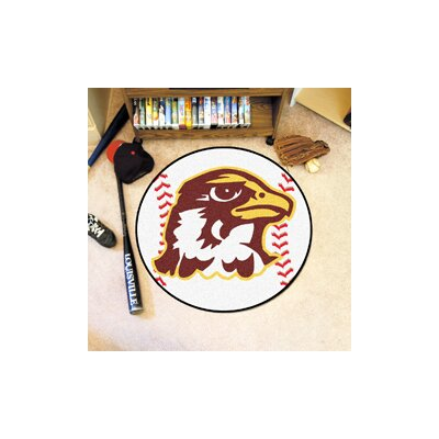 NCAA Quincy University Baseball Mat