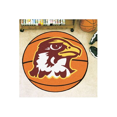 NCAA Quincy University Basketball Mat