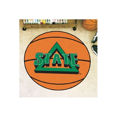 NCAA Delta State University Basketball Mat