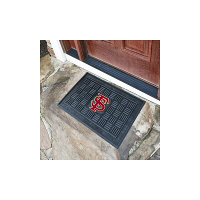 NCAA Florida State University Medallion Door Mat