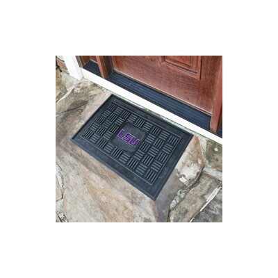 NCAA Louisiana State University Medallion Door Mat