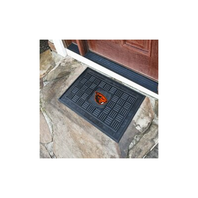 NCAA Oregon State University Medallion Door Mat
