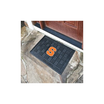 NCAA Syracuse University Medallion Door Mat
