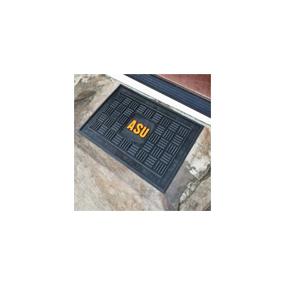 NCAA Arizona State University Medallion Door Mat