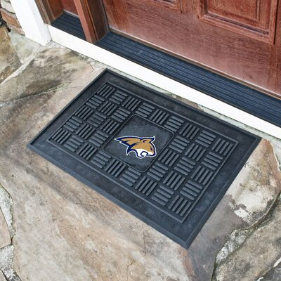 NCAA Montana State University Medallion Door Mat