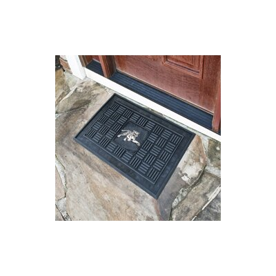NCAA Jackson State University Medallion Door Mat