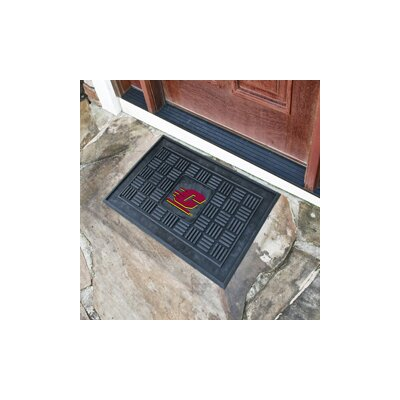 NCAA Central Michigan University Medallion Door Mat