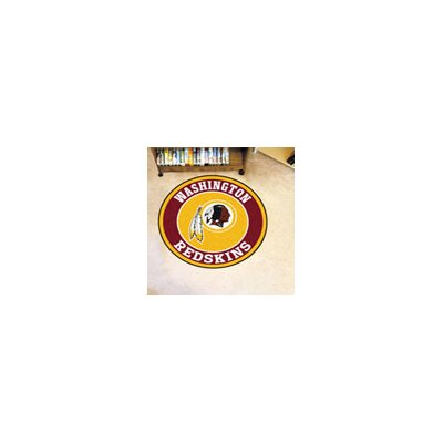 NFL Washington Redskins Roundel Mat
