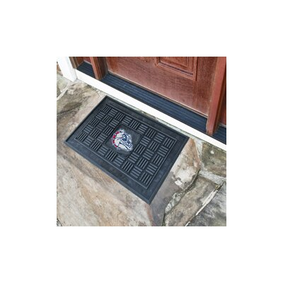 NCAA Gonzaga University Medallion Door Mat
