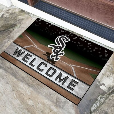 MLB Rubber Doormat MLB Team: Chicago White Sox