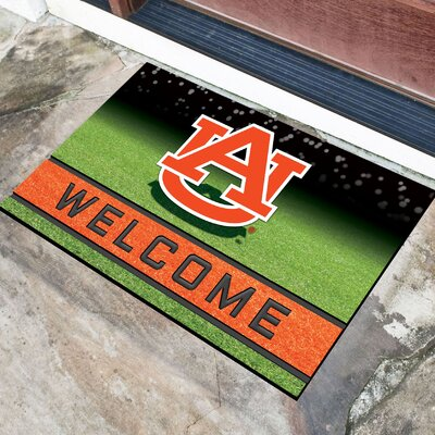 NCAA Rubber Doormat NCAA Team: Auburn University