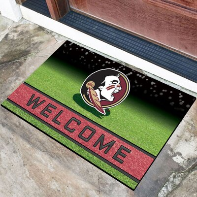 NCAA Rubber Doormat NCAA Team: Florida State University