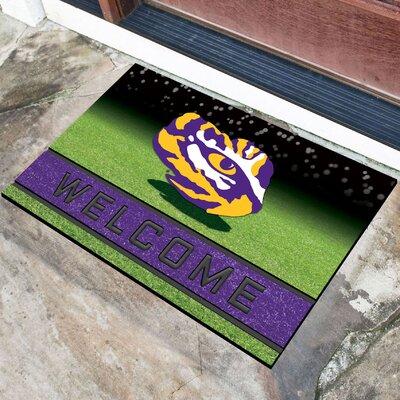 NCAA Rubber Doormat NCAA Team: Louisiana State University