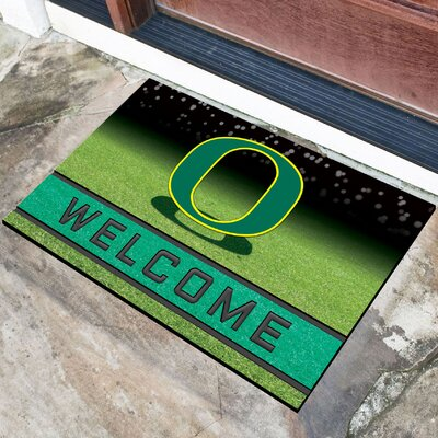 NCAA Rubber Doormat NCAA Team: University of Oregon