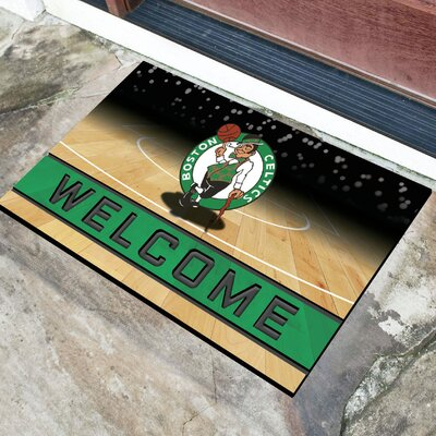 NBA Rubber Doormat NBA Team: Boston Celtics