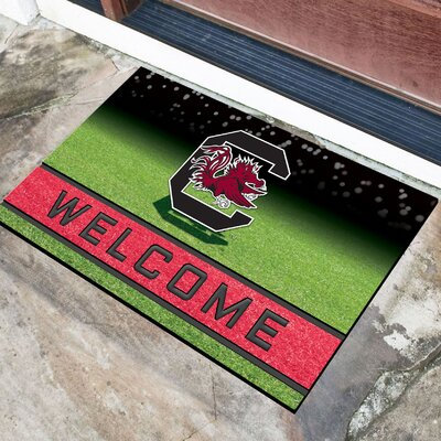 NCAA Rubber Doormat NCAA Team: University of South Carolina, Columbia
