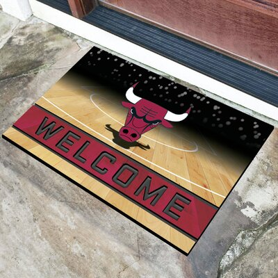 NBA Rubber Doormat NBA Team: Chicago Bulls