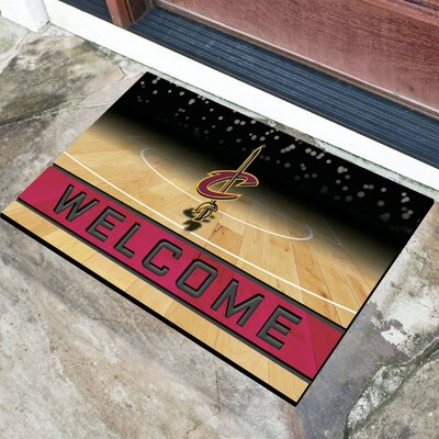 NBA Rubber Doormat NBA Team: Cleveland Cavaliers