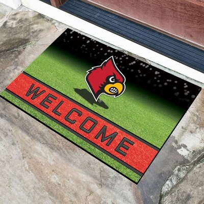 NCAA Rubber Doormat NCAA Team: University of Louisville